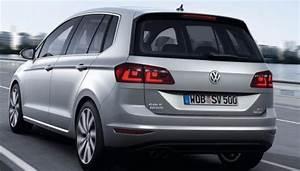 Monospace Volkswagen : volkswagen golf sportsvan la golf tendance monospace ~ Gottalentnigeria.com Avis de Voitures
