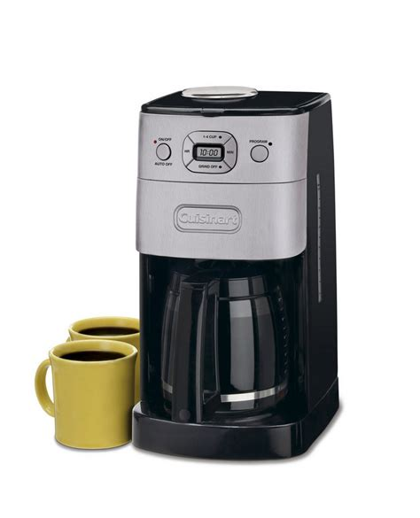 DGB 625BC   Coffee Makers   Products   Cuisinart.com