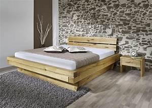 200 X 200 Cm Bett : sam balkenbett josef mit schubk sten holzbett 200x200 cm ~ Indierocktalk.com Haus und Dekorationen