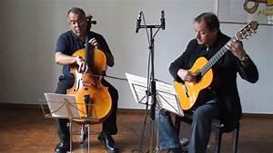 Fr U00e9d U00e9ric Burgmueller-nocturne-cello And Guitar
