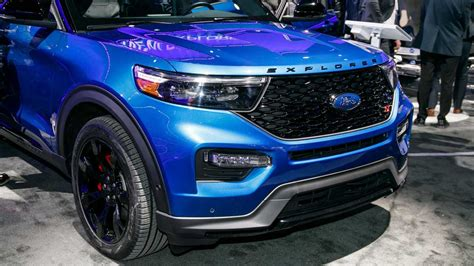 Ford St 2020 Motor Ausstattung by 2020 Ford Explorer St Live Naias Motor1 Photos