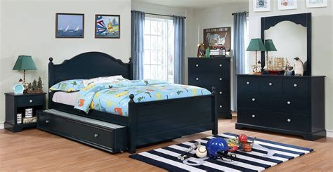 Youth Furniture Bedroom Sets by Diane Youth Bedroom Set Blue Furniture Of America