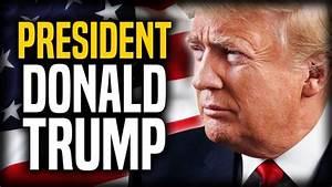 President Donald J Trump | Frank Broughton Times