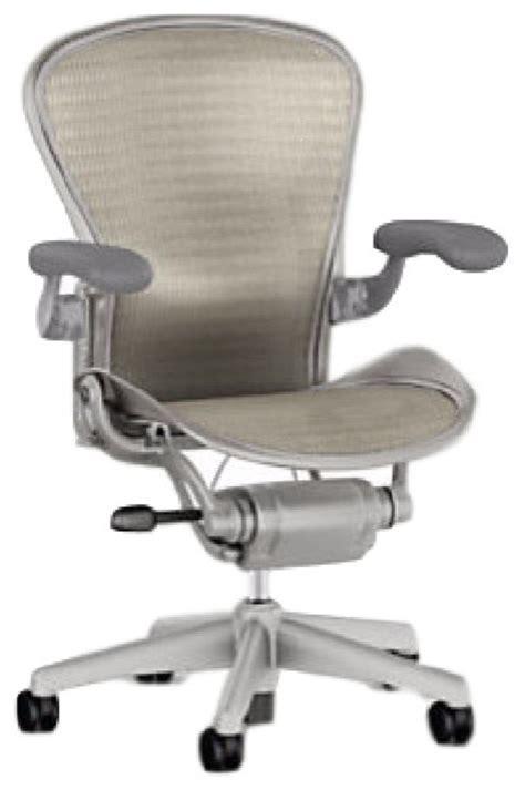 herman miller aeron chair tuxedo white gold small fixed