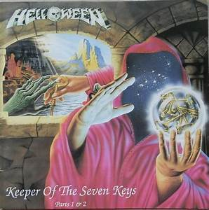 Helloween - Keeper Of The Seven Keys Parts 1 & 2 at Discogs