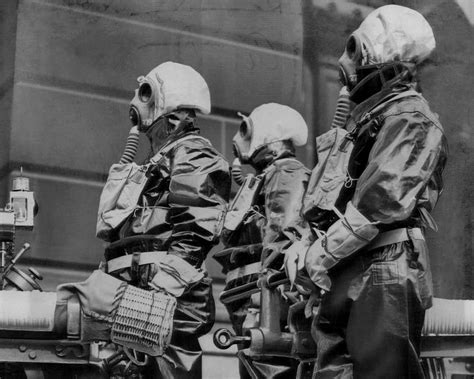 world war  gas masks facts