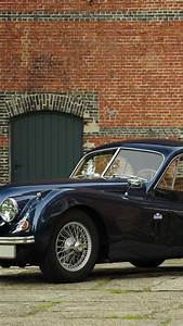 Wallpaper Jaguar XK120, classic cars, Jaguar, retro