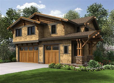 rustic carriage house plan jd architectural