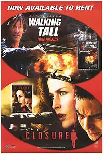 Walking Tall: Lone Justice / Closure movie posters at ...