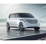 Wallpaper Volkswagen BUDD E Concept Cars Electric Car