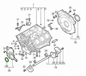 Buy Porsche Panamera Mki 2009 Crankcase Parts