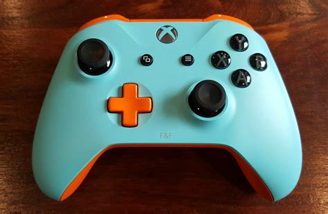 Xbox One S Controller Review New Features And Custom Colors Make For A Great Successor Good