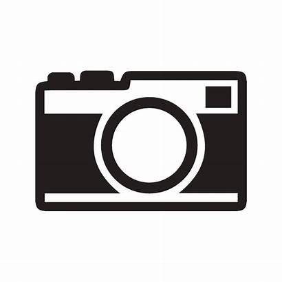 Camera Transparent Clipart Background Lens Sticker Clip