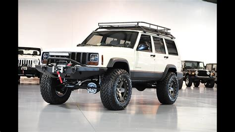 davis autosports jeep xj sport lifted stage 3 for sale