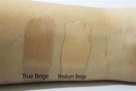 revlon color stay normaldry skin foundation reviews  swatches  girl  suitcase