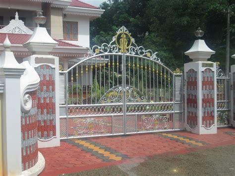 house gates  kerala joy studio design gallery  design