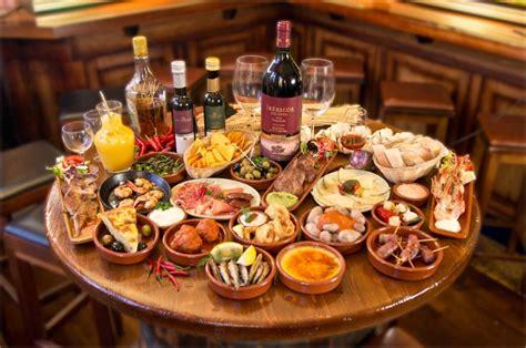 dining set 9 die tapas bars in barcelona barcelona home