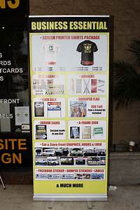 Yard Sign Stands | X-Banner Stands | SIdewalk Signs in ...