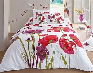 dessus de lit a fleurs ikearafcom With déco chambre bébé pas cher avec housse de couette petites fleurs roses