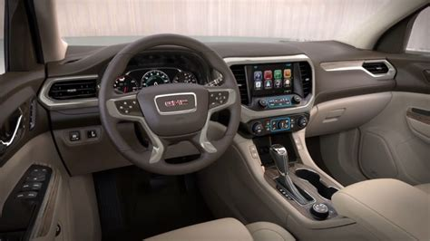 gmc acadia design exterior interior engine
