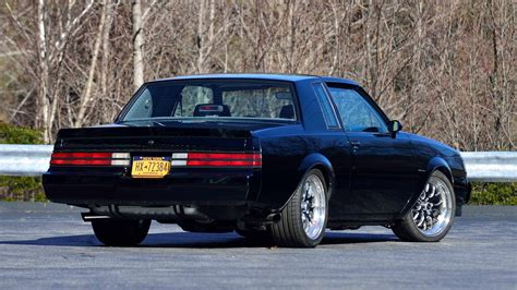 Buick Grand National by 1986 Buick Grand National S167 Indy 2016