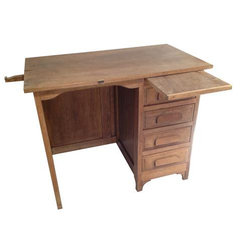 bureau bois de bureau enfant ée 30 rétro boutique
