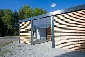 Carport Metall Bausatz : designo stahl carport u garage garagen krahmers jimdo page ~ Orissabook.com Haus und Dekorationen