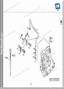 Deutz 1011 Engine Parts Diagram