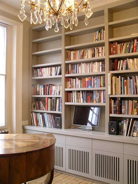 Bookcases And Shelving by Custom Built Room Bookcase And Equipment Storage