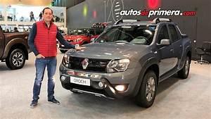 Renault Duster Oroch 4x4  Se Amplia La Gama De Esta