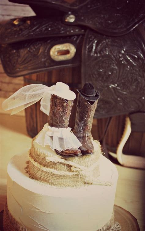 25 Best Ideas About Cowboy Wedding Cakes On Pinterest