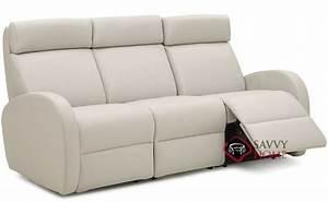 Jasper ii dual reclining leather sofa by palliser power for Pause modern reclining sectional sofa by palliser