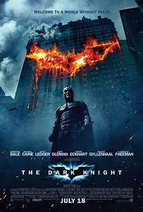 New The Dark Knight Movie Poster