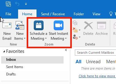 Office 365 Outlook Zoom by Microsoft Outlook Plugin Desktop Zoom Help Center