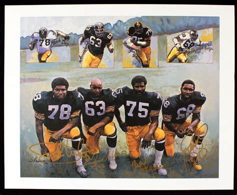 steelers the steel curtain steel curtain steelers 1