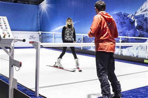 ski en salle une 233 cole de ski aux portes de lyon onlykart
