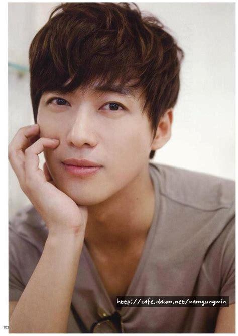 asian hair styles 13 best namkoong min images on korean actors 3267
