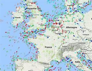 Traffic Temps Reel : carte en temps r el des navires ais trafic maritime et positions ~ Medecine-chirurgie-esthetiques.com Avis de Voitures