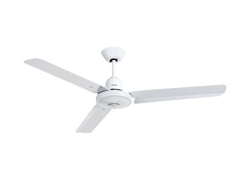 airflow ceiling fan 3hs1200al 3 blade 1200mm white new