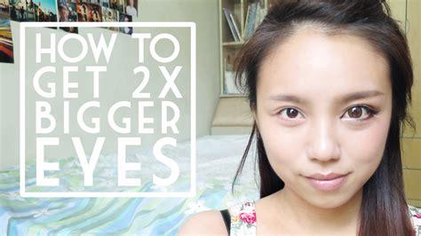 enlarge  eyes  makeup  video tutorial