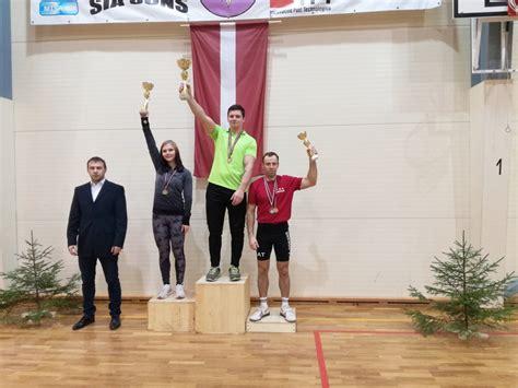 RTU svarbumbistiem 2. vieta Latvijas čempionātā un Latvijas Kausa kopvērtējumā   RTU Sporta centrs