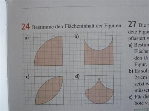 flaecheninhalte von figuren aus kreisausschnitten berechnen