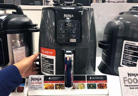ninja fryer air quart deal kohl coupons beginners cash low