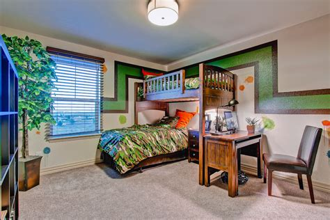 Very Cool Camouflage Bedroom Ideas