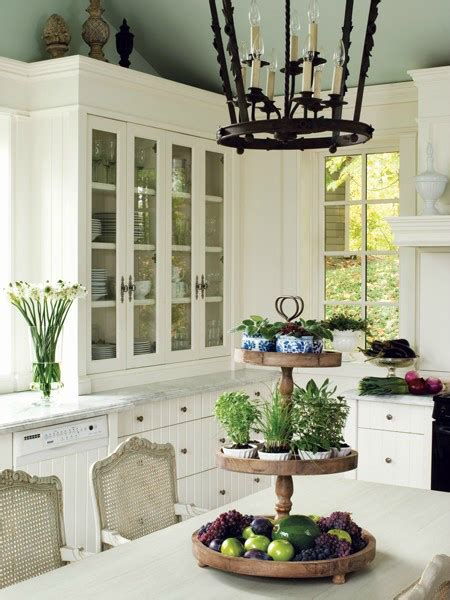 kitchen centerpiece ideas how to decorate your kitchen with herbs 40 ideas decoholic
