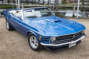 FORD MUSTANG CONVERTIBLE 1970 Model V8 (302) AUTOMATIC For Sale | Car And Classic