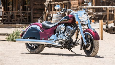 2015 - 2018 Indian Chief Classic   Top Speed