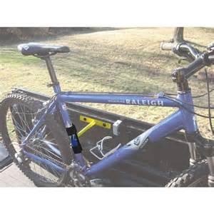 truck bed rail bicycle holder bs 01 bike racks