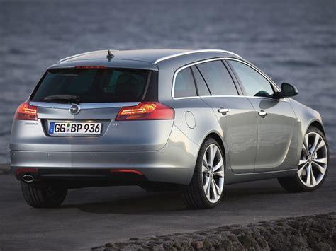 Opel Insignia Wagon by Insignia Wagon 1st Generation Insignia Opel