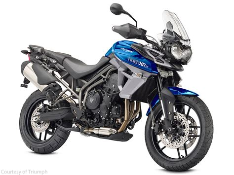 triumph tiger xr xc xrx xcx motorcycle usa